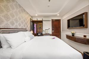 Halina Hotel and Apartment, Hotels  Da Nang - big - 10
