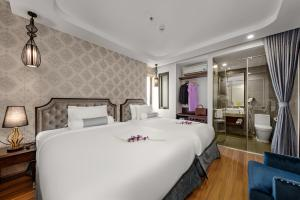 Halina Hotel and Apartment, Hotels  Da Nang - big - 9
