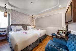 Halina Hotel and Apartment, Hotels  Da Nang - big - 8