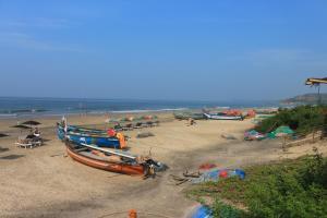Huts on Arambol Beach, Guest houses  Arambol - big - 12