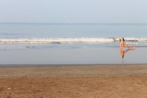 Huts on Arambol Beach, Vendégházak  Arambol - big - 16