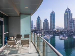 Residence Dubai Holiday Homes - Marina Terrace - Dubai