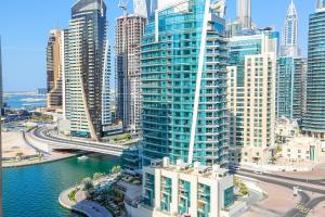 Kennedy Towers - Marina Diamond - Dubai