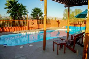Three Bedroom Desert Rose Casa, Nyaralók  Borrego Springs - big - 13