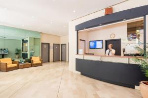 Résidence Pierre & Vacances Les Citronniers, Apartmánové hotely  Menton - big - 19