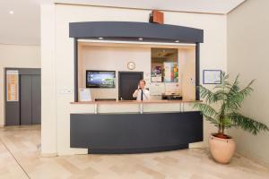 Résidence Pierre & Vacances Les Citronniers, Apartmánové hotely  Menton - big - 18
