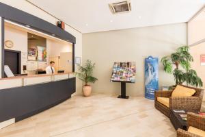 Résidence Pierre & Vacances Les Citronniers, Apartmánové hotely  Menton - big - 17