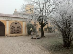 Tenuta Le Sorgive Agriturismo, Bauernhöfe  Solferino - big - 45