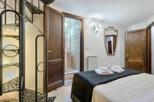 Santo Spirito Frescos apartment, Apartmány  Florencia - big - 6