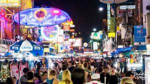 Baan Pinklao, Ferienwohnungen  Bangkok - big - 4