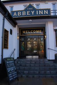 The Abbey Inn, Locande  Paisley - big - 31