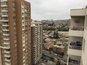 Departamentos Viña Plaza 3 RG, Appartamenti  Viña del Mar - big - 11
