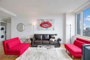 Times Square Lux Highrise, Apartmány  New York - big - 7