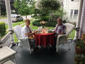 Lady of the Lake, Bed & Breakfasts  Skaneateles - big - 30