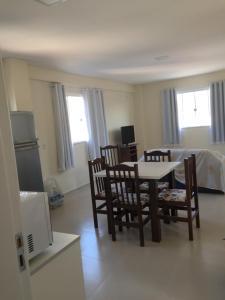 Residencial Dublin, Apartmány  Porto Belo - big - 9