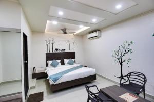 Daksh Hotel And Restaurant, Hostelek  Sasan Gir - big - 39