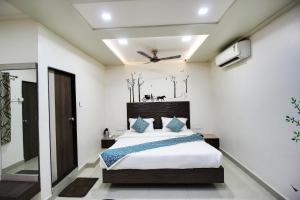 Daksh Hotel And Restaurant, Hostelek  Sasan Gir - big - 35