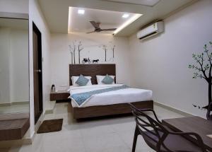 Daksh Hotel And Restaurant, Hostelek  Sasan Gir - big - 34