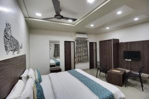 Daksh Hotel And Restaurant, Hostelek  Sasan Gir - big - 42