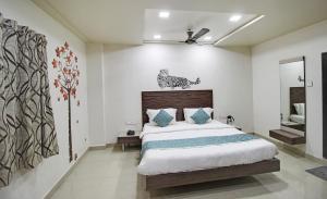 Daksh Hotel And Restaurant, Hostelek  Sasan Gir - big - 30