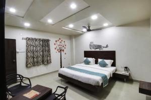 Daksh Hotel And Restaurant, Hostelek  Sasan Gir - big - 24