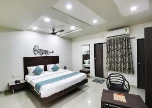 Daksh Hotel And Restaurant, Hostelek  Sasan Gir - big - 22