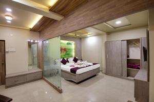 Daksh Hotel And Restaurant, Hostelek  Sasan Gir - big - 40