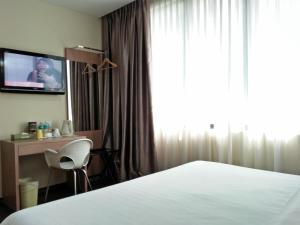 Baguss City Hotel Sdn Bhd, Отели  Джохор-Бару - big - 25