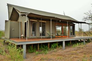 Nogatsaa Pans Lodge, Lodges  Kasane - big - 13