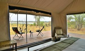 Nogatsaa Pans Lodge, Lodges  Kasane - big - 14