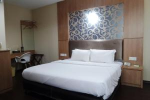 Baguss City Hotel Sdn Bhd, Отели  Джохор-Бару - big - 30
