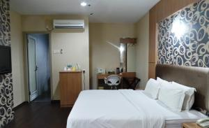 Baguss City Hotel Sdn Bhd, Отели  Джохор-Бару - big - 31