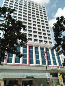 Baguss City Hotel Sdn Bhd, Hotely  Johor Bahru - big - 32