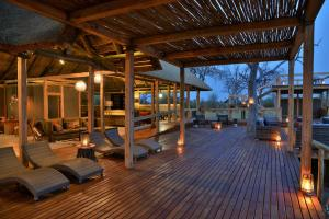Nogatsaa Pans Lodge, Lodges  Kasane - big - 29