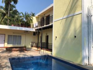 Banyan Tree Courtyard, Hotely  Candolim - big - 17