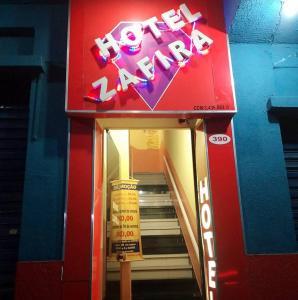 Hotel Zafira, Hotely  Sao Paulo - big - 10