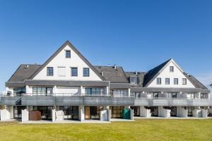 _Atlantik_ App_ 13, Apartmány  Wenningstedt - big - 16