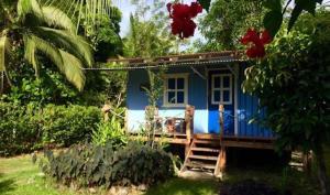 Casita Azul, Puerto Viejo