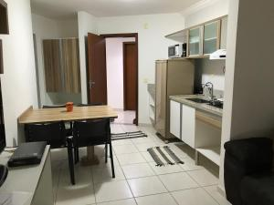 Flat em Caldas Novas, Apartmanok  Caldas Novas - big - 23