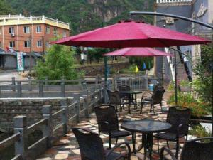 Yijie Hotel Wuling Mountain Longxi Villa, Hotel  Miyun - big - 21
