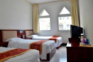 Yijie Hotel Wuling Mountain Longxi Villa, Hotel  Miyun - big - 13