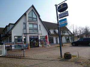 Fe Wo _Sommersprosse_, Apartmány  Börgerende-Rethwisch - big - 44