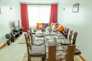 Nairobi Airport Furnished Apartment, Apartmány  Nairobi - big - 1