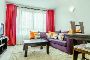Nairobi Airport Furnished Apartment, Apartmány  Nairobi - big - 48