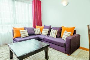 Nairobi Airport Furnished Apartment, Apartmány  Nairobi - big - 56