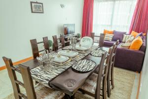 Nairobi Airport Furnished Apartment, Apartmány  Nairobi - big - 39