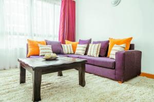 Nairobi Airport Furnished Apartment, Apartmány  Nairobi - big - 3
