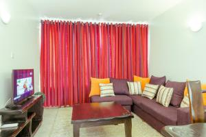 Nairobi Airport Furnished Apartment, Apartmány  Nairobi - big - 26