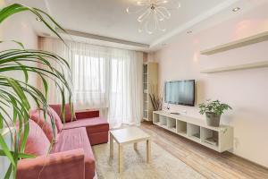 Domumetro Apartment on Varshavskoye