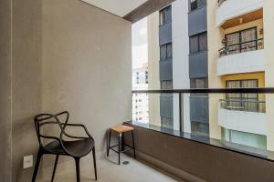 Vistastay Studio Business II Itaim, Apartmány  Sao Paulo - big - 17